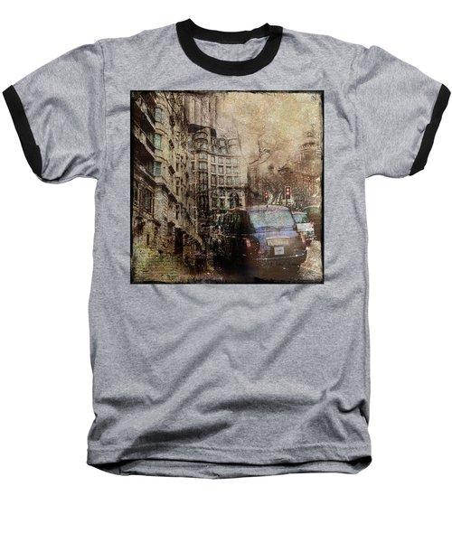 Rainy Day Baseball T-Shirt
