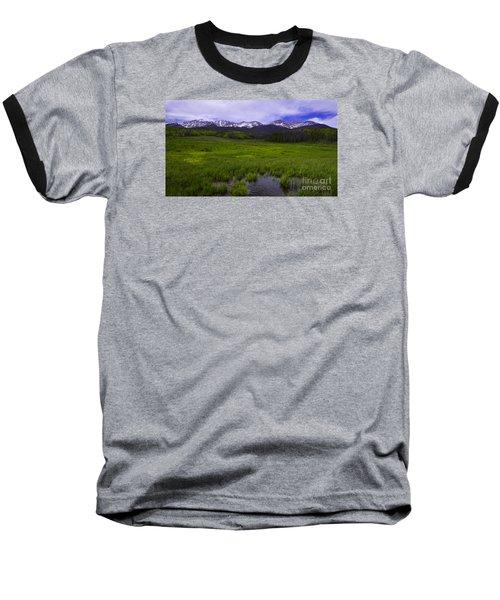 Rainy Season Baseball T-Shirt