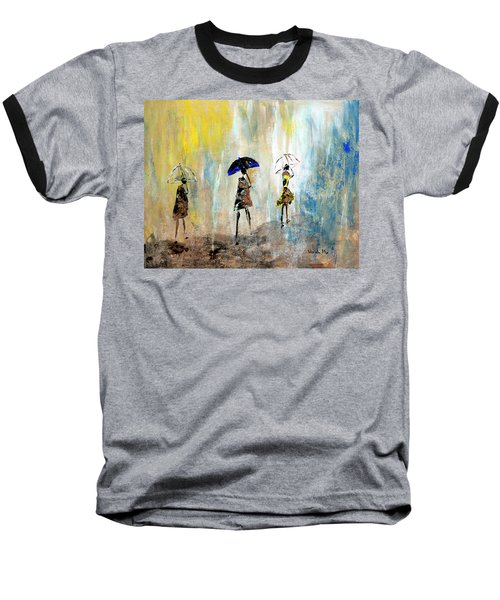 Rainydaywalk Baseball T-Shirt