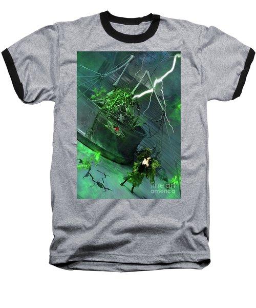 Raising The Dragon Baseball T-Shirt