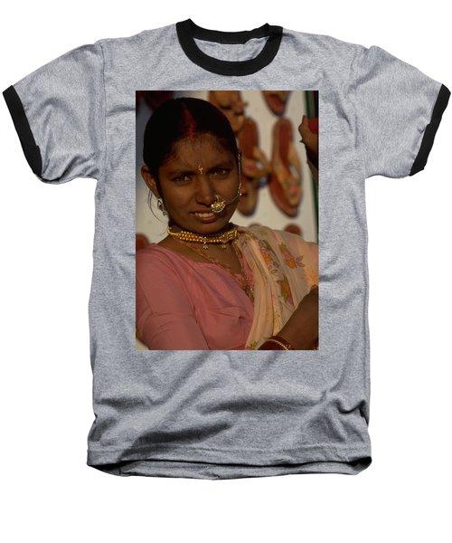 Rajasthan Baseball T-Shirt