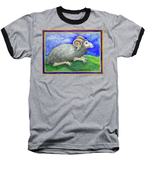 Ram Baseball T-Shirt
