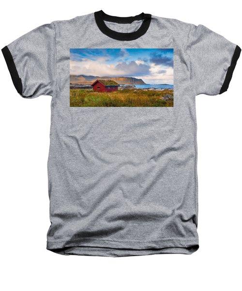 Ramberg Hut Baseball T-Shirt