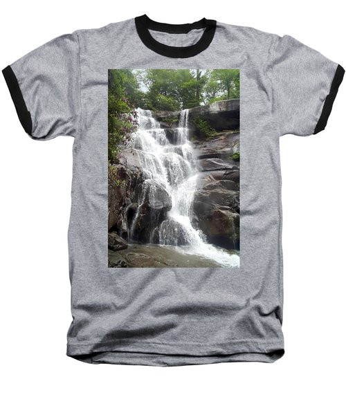 Ramsay Cascade Smoky Mountains National Park Baseball T-Shirt