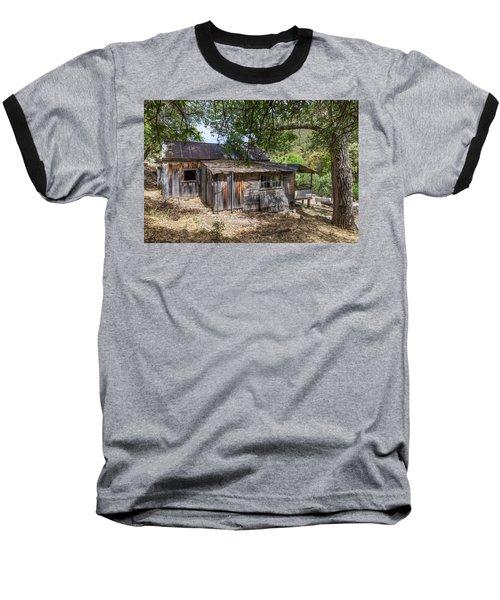Ramsey Canyon Cabin Baseball T-Shirt