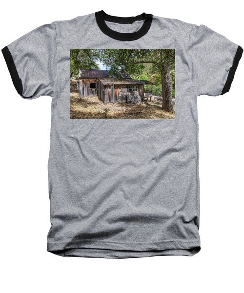 Ramsey Canyon Cabin Baseball T-Shirt