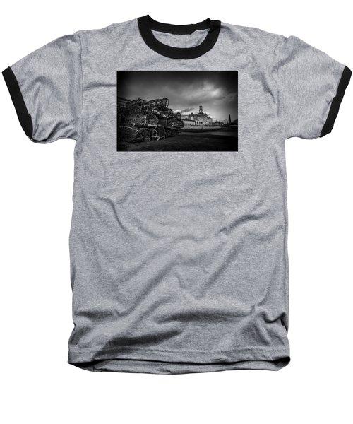 Ramsgate Lobster Pots  Baseball T-Shirt