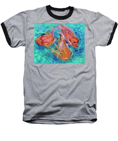 Ramshead Goldfish Baseball T-Shirt