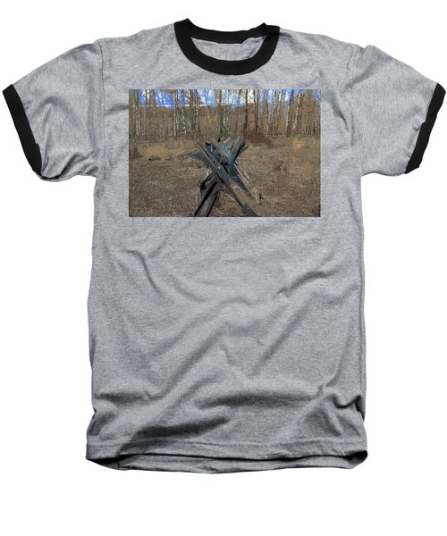 Ranch Fencing Baseball T-Shirt