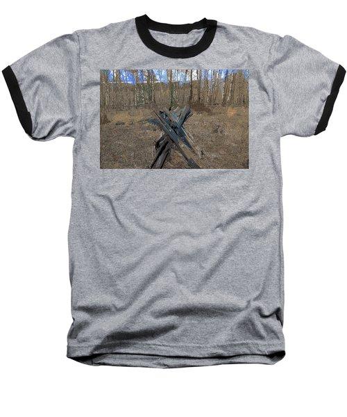 Ranch Fencing Baseball T-Shirt