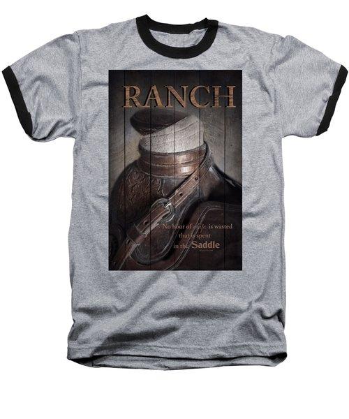 Ranch Baseball T-Shirt