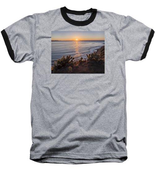 Rancho Gold G Baseball T-Shirt