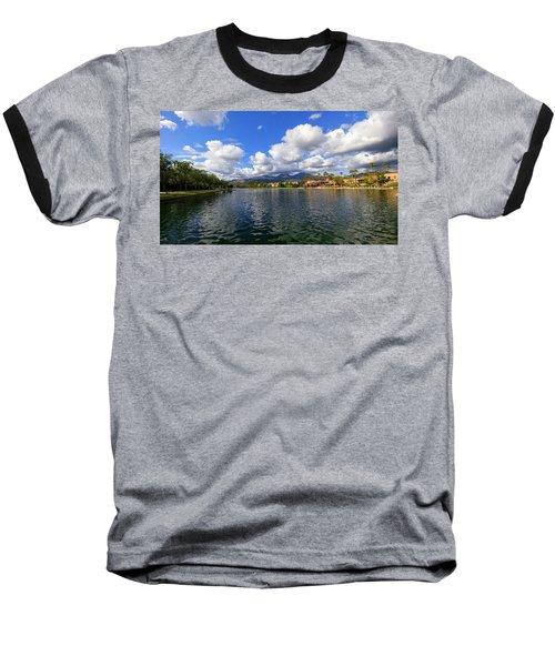 Rancho Santa Margarita Lake Baseball T-Shirt