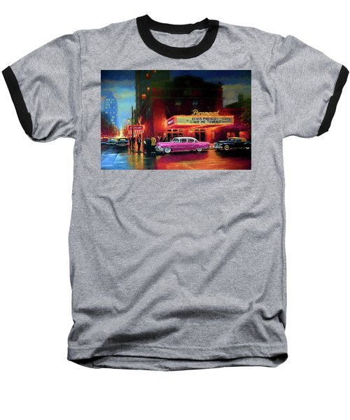 Randy R's Love Me Tender Baseball T-Shirt