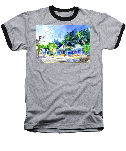 Randy's Dutch Flat Baseball T-Shirt
