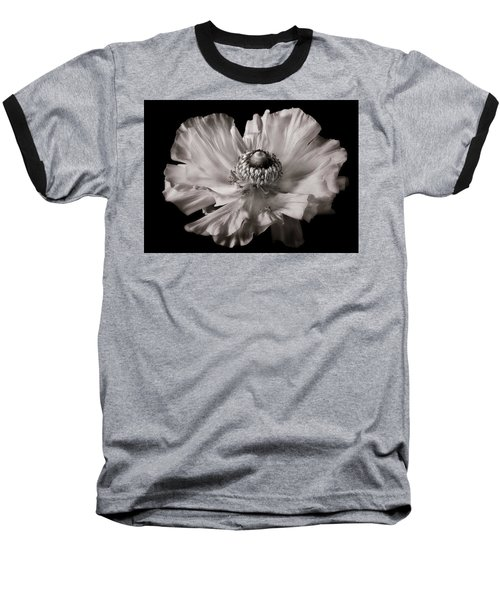 Ranunculus  Baseball T-Shirt