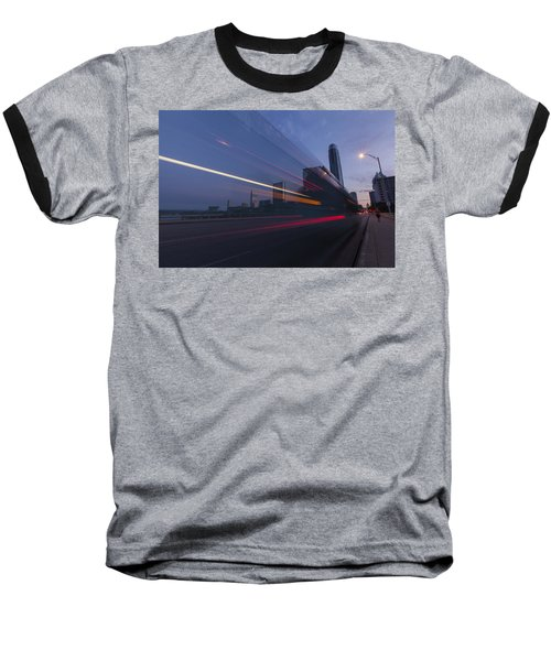 Rapid Transit Baseball T-Shirt