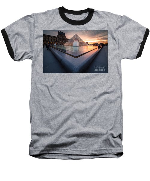 Rapture Baseball T-Shirt