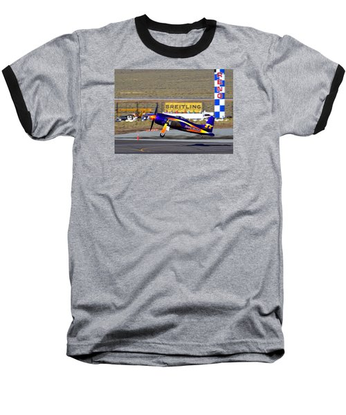 Rare Bear Take-off Sunday's Unlimited Gold Race Baseball T-Shirt