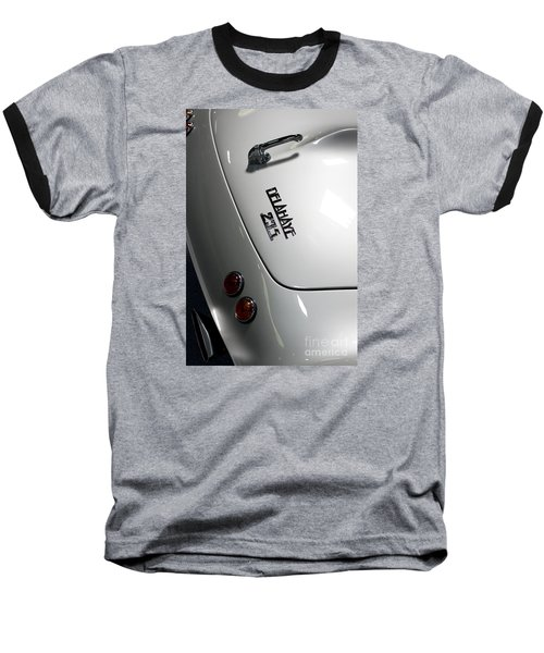 Rare Cabriolet Baseball T-Shirt