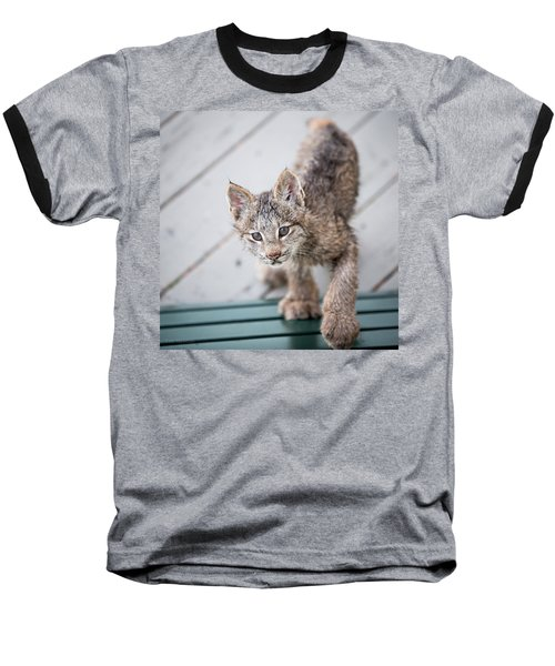 Does Click Mean Edible Baseball T-Shirt