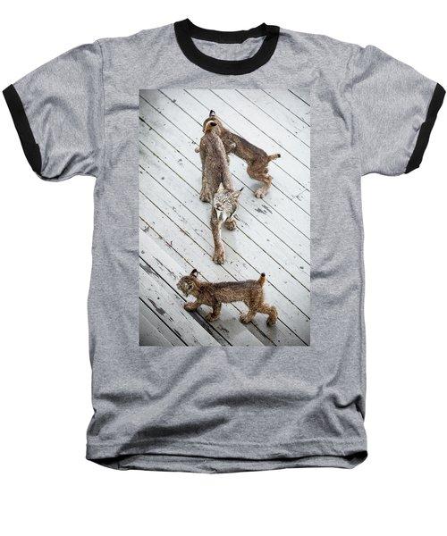 Always Scanning Baseball T-Shirt