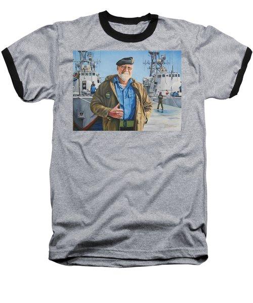 Ras Baseball T-Shirt by Tim Johnson