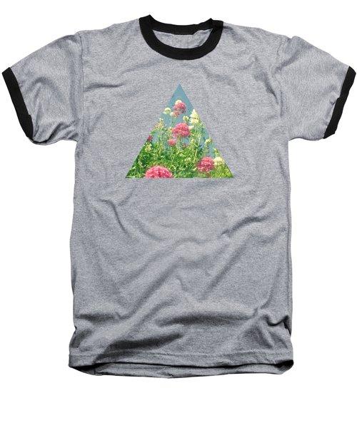 Raspberries And Cream Baseball T-Shirt