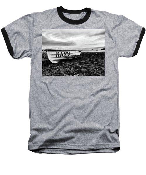 Rasta Noire  Baseball T-Shirt