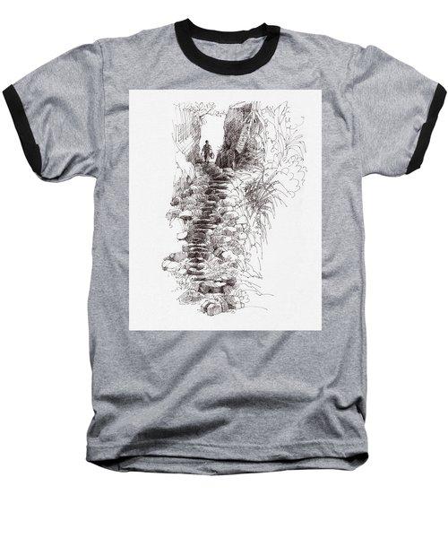 Rat Road Baseball T-Shirt