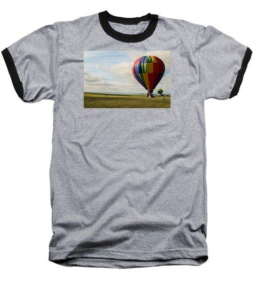 Raton Balloon Festival Baseball T-Shirt