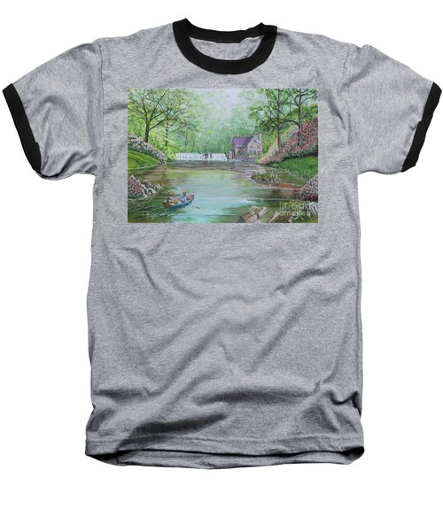 Ratty And Mole's Grand Day Out Baseball T-Shirt