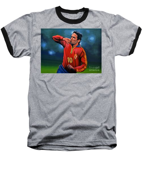 Raul Gonzalez Blanco Baseball T-Shirt