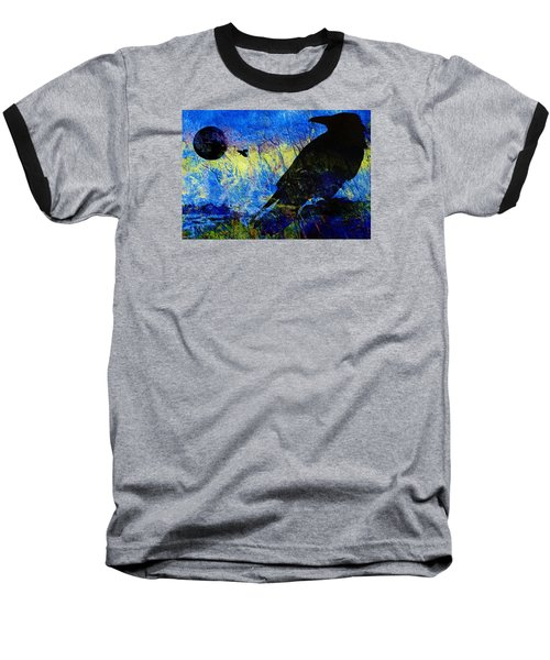 Raven Study 2 Baseball T-Shirt
