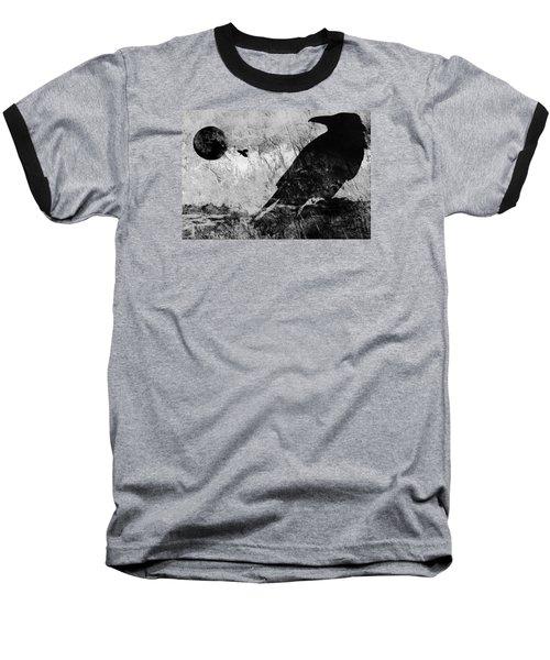 Raven Study 5 Baseball T-Shirt