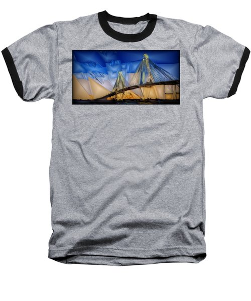 Ravenel At Dusk Baseball T-Shirt