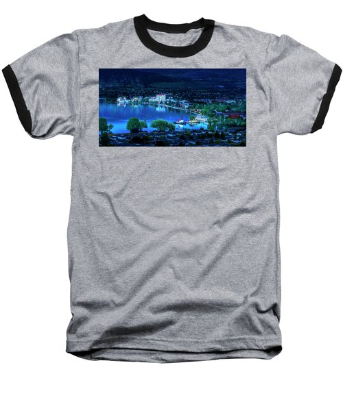 Baseball T-Shirt featuring the photograph Raven's Eye View by John Poon