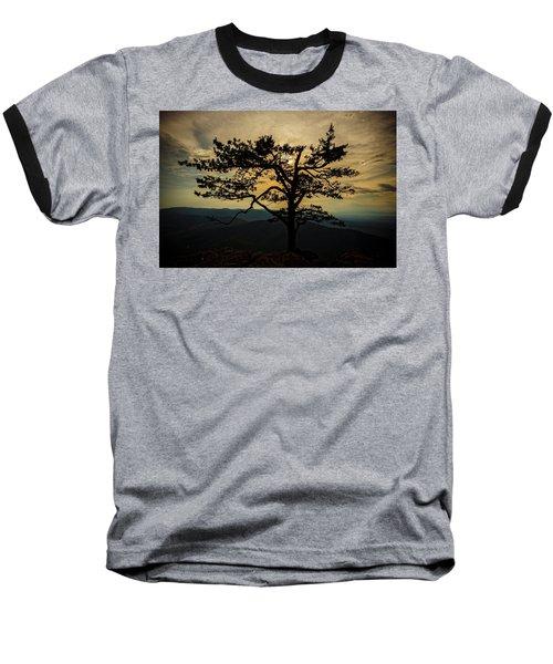 Ravens Roost Hdr Baseball T-Shirt