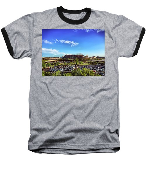 Ravens Stadium Baseball T-Shirt