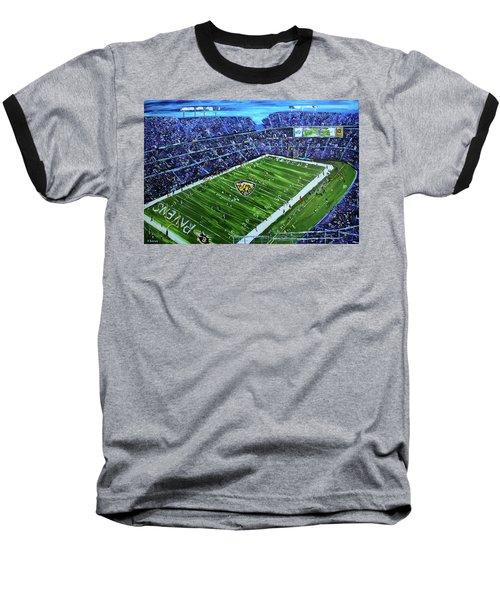 Ravens Stadium Baseball T-Shirt