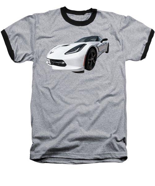 Ray Of Light - Corvette Stingray Baseball T-Shirt