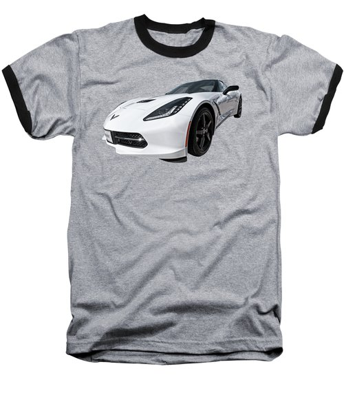 Ray Of Light - Corvette Stingray Baseball T-Shirt
