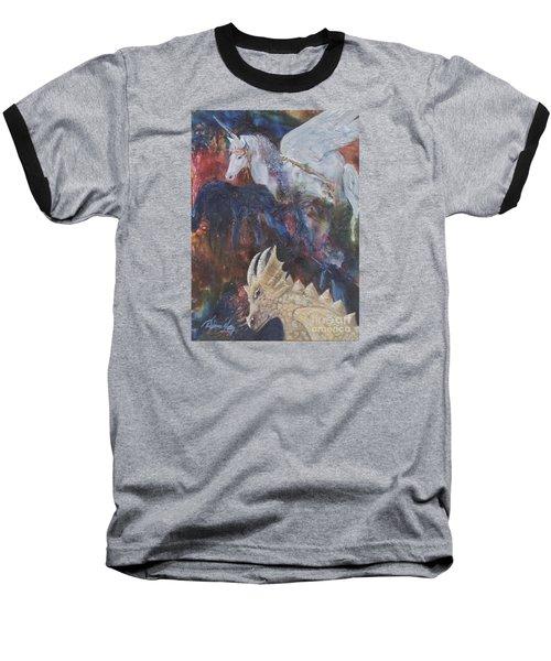 Rayden's Magic Baseball T-Shirt