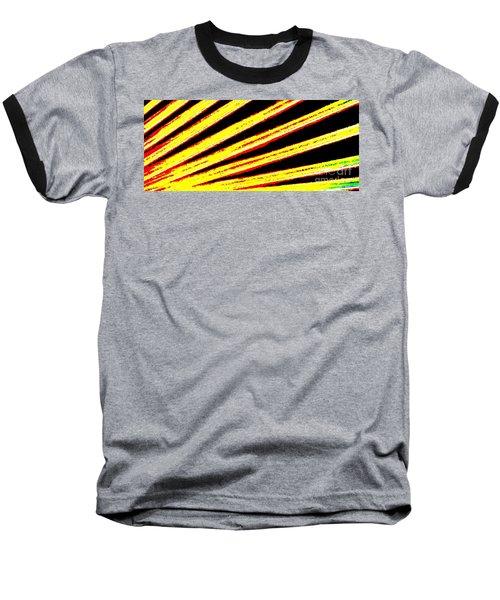 Rays Of Light Baseball T-Shirt