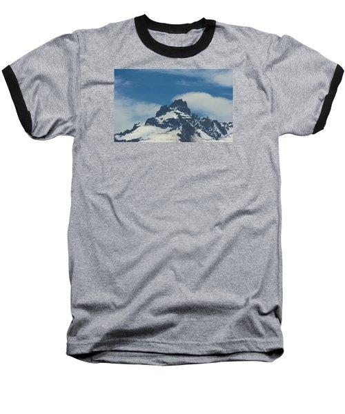 Razor Baseball T-Shirt by John Rossman