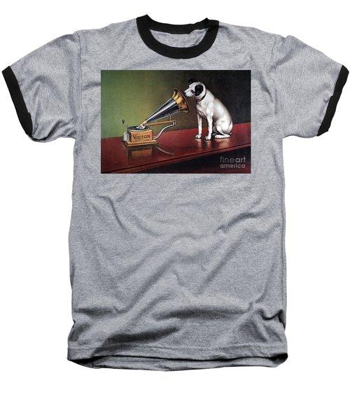 Rca Victor Trademark Baseball T-Shirt