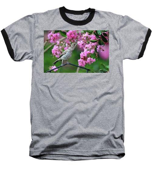 Reach For It Baseball T-Shirt