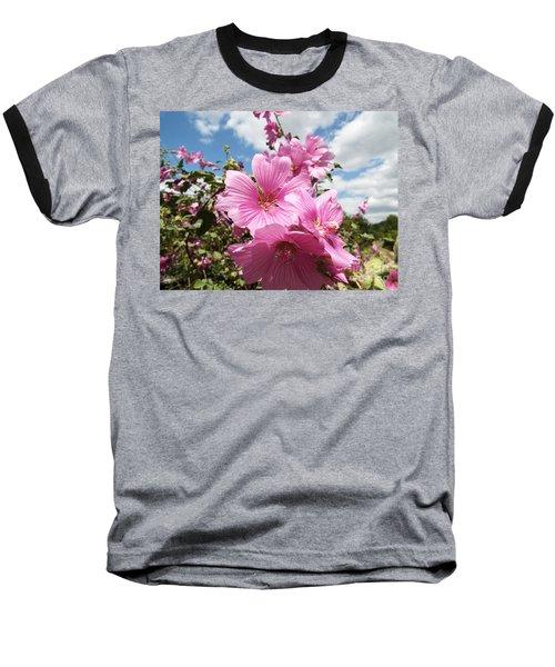 Reach For The Sky Baseball T-Shirt