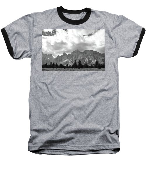 Baseball T-Shirt featuring the photograph Reach To The Sky by Colleen Coccia