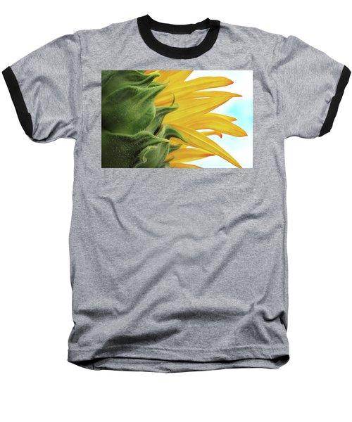 Reaching For The Sky Baseball T-Shirt